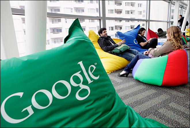 谷歌将花费10亿美元长期租赁办公楼