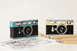 Caravan涂鸦相机纸模 每组4款售价10美元