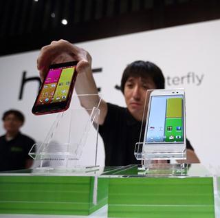 HTC预计四季度扭转业绩滑坡趋势