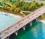 云龙湖桥开建明年通车