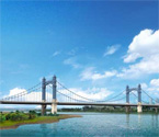 汉江最美桥梁全线贯通