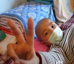 山西8岁男童患白血病