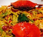 东南亚风味咖喱蟹