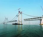 南部跨海大桥明年将通车