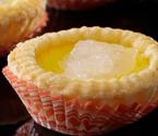 香甜酥脆的雪蛤蛋挞