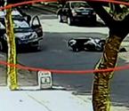 司机开门致骑车人被撞死