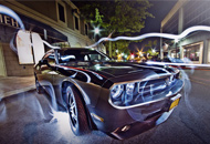 光影之美 汽车光涂鸦摄影图赏