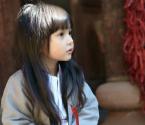 5岁汉服小萝莉萌化人心
