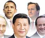 世界领导人形象认知调查