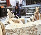 瑞安景福寺挖出七宝如来塔