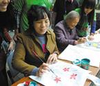 黄鹂社区举行环保活动