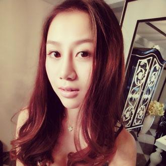 CBA太太团TOP10之孙悦娇妻陈露