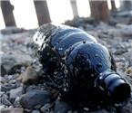 青岛胶州湾遭原油污染