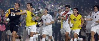 伊拉克夺冠演绎传奇