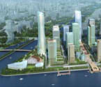 杭州将建钱江金融城