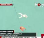 印尼找到亚航客机残骸