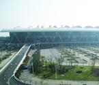 硕放机场二期航站楼竣工