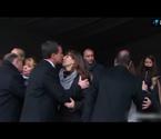 法国遇难警察公祭现场