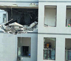 食堂爆炸保洁受伤