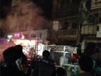 广西宁明夜宵摊发生爆炸事故致6人遇难
