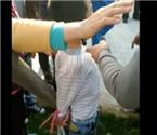 6岁孩子偷菜遭绑