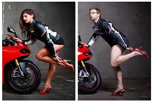 当男人代替女人秀性感
