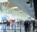 机场新航站楼迎首个航班
