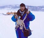 60岁阿姨玩转北极