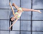 中国钢管舞美女大赛启动 美女秀钢管舞性感绝技