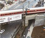 长江大道两节点工程竣工