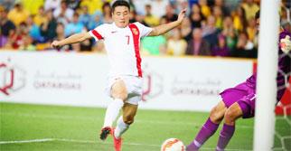 武磊在亚洲杯为何没有踢出来(图解)