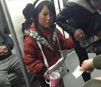 女童失踪2年疑地铁乞讨