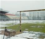 砂山体育场即将拆迁