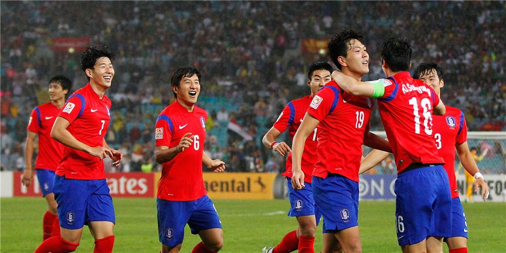 [亚洲杯]韩国2-0伊拉克