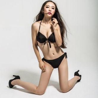 篮球宝贝郭佳媛性感写真为全明星赛助威