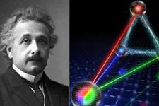 爱因斯坦死后还帮我们打击黑客:量子物理传信息