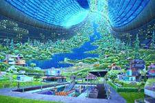人类逃离地球太空建新家园?虫洞可望不可及