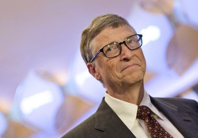 比尔-盖茨:我也很担心人工智能发展