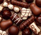 情人节巧克力地图