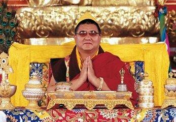 嘎玛仁波切藏语祝福:扎西德勒