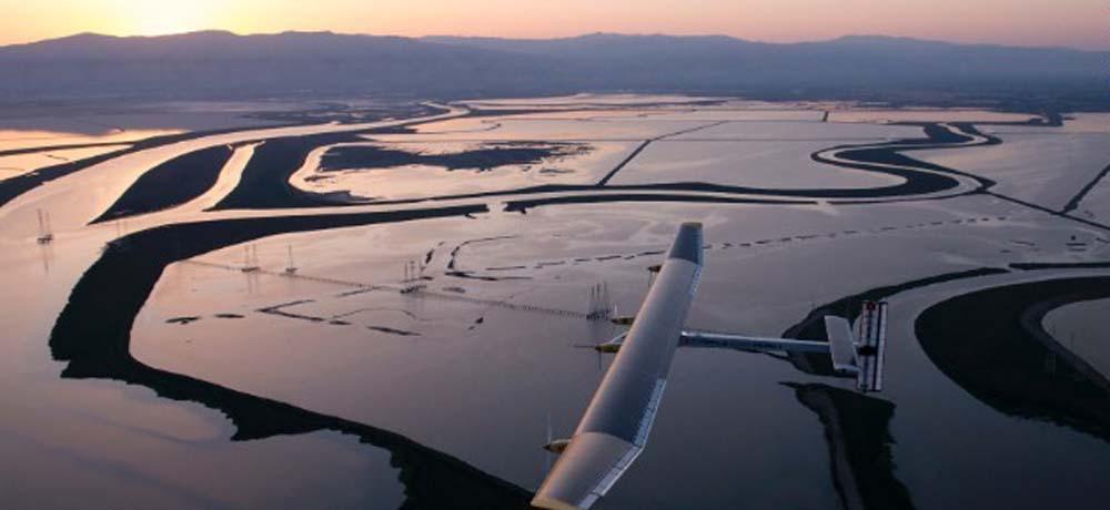 揭秘创纪录太阳能飞机:可永久飞行将环游世界