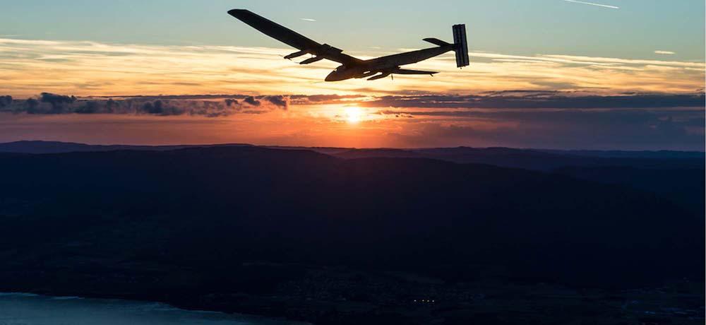 我们的太阳能飞行