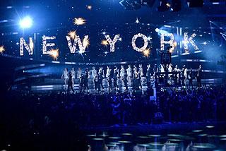 全明星纽约风