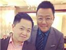 郭涛和Han Lee帅气