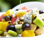 慢享健康鲜甜水果沙拉