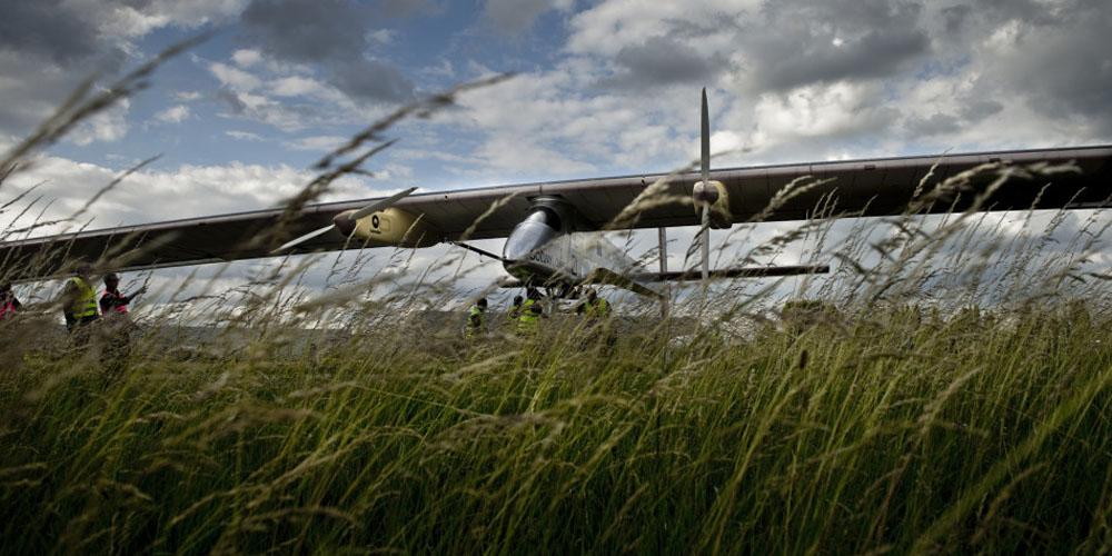 太阳能飞机阳光动力的诞生