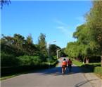 五里河建16公里长健身路