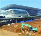 沈阳新南站年底前竣工