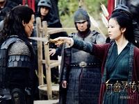 《绝命逃亡》刘亦菲化身拼命三娘惊倒凯奇