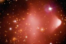 科学家或发现暗物质踪迹:矮星系伽马射线中